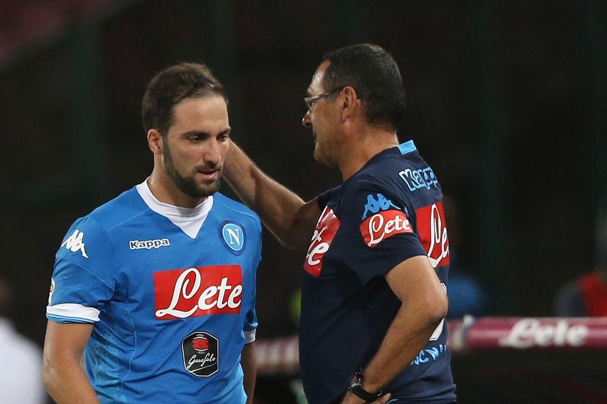SSC Napoli v Juventus FC - Serie A