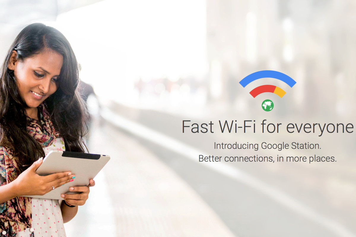 Google Has Announced A New Public Wi Fi Initiative Called Google Station Promising Fast Wi Fi For Everyone The Platform Is An Extension Of Work Done In