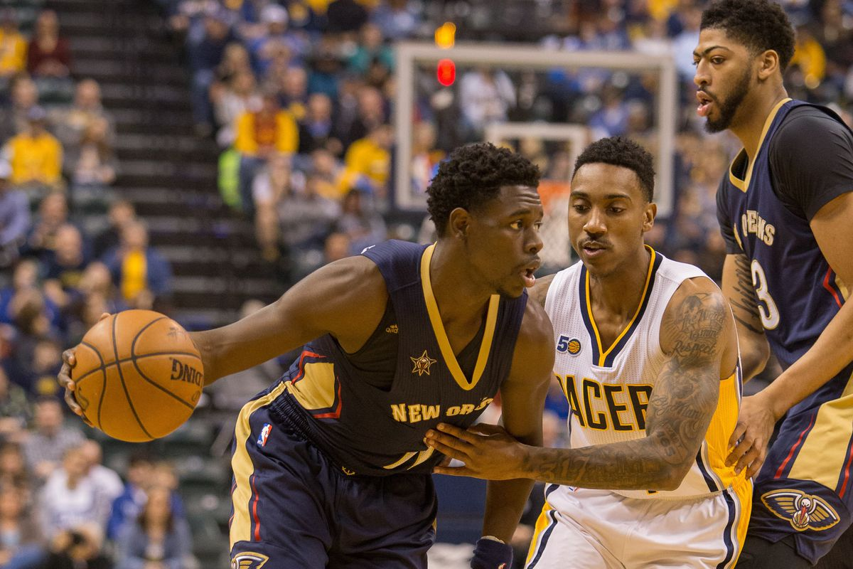 f30c4f108 NBA Free Agency  Chasing the dream of a Jeff Teague-Jrue Holiday backcourt