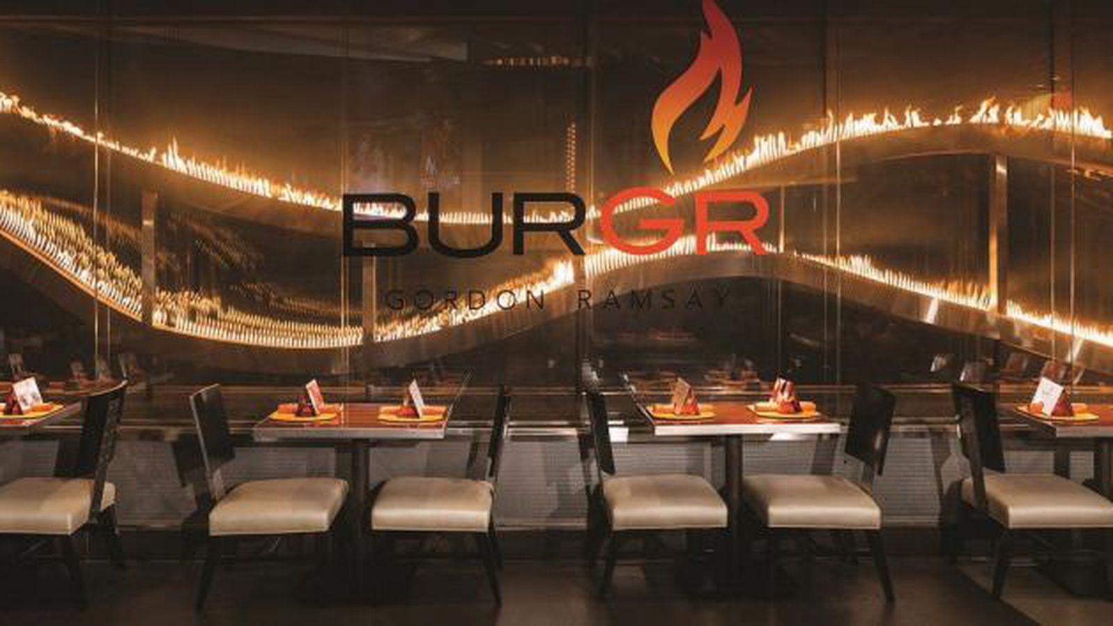 Gordon ramsay burgr goes pork new cocktails eater vegas - Gordon ramsay cuisine cool ...