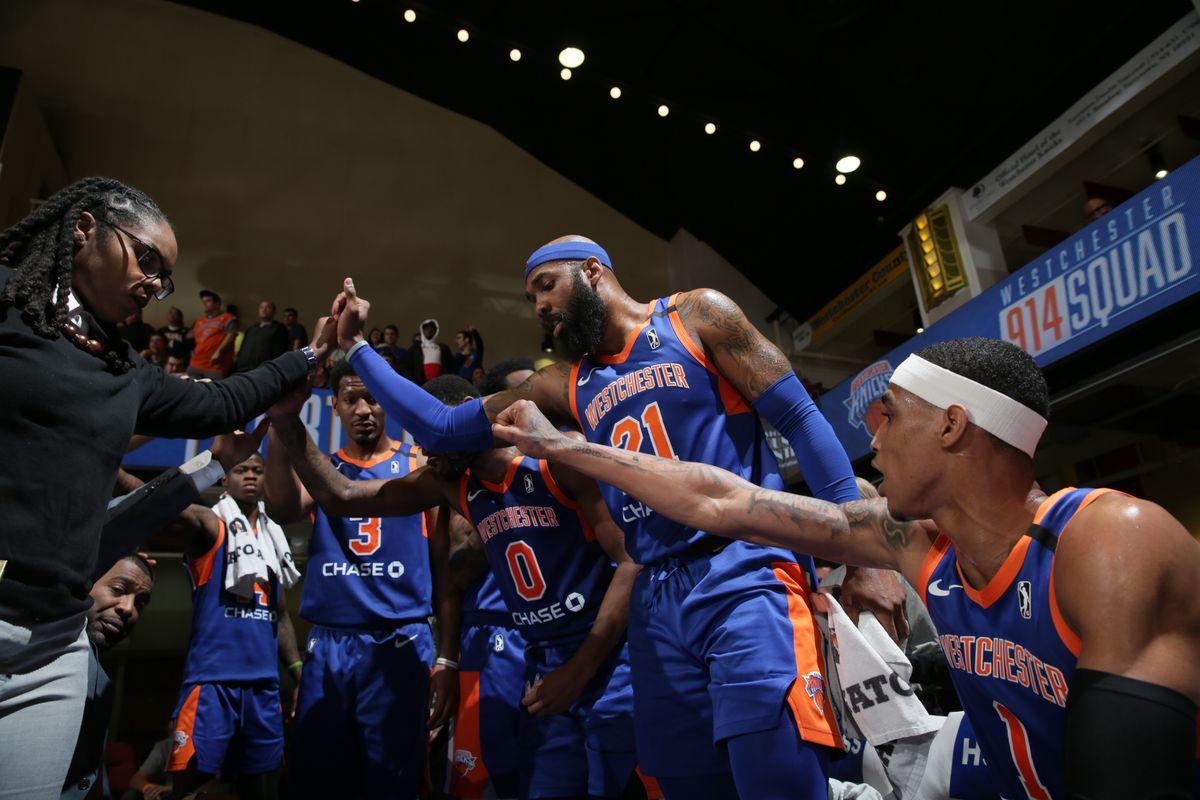 Salt Lake City Stars v Westchester Knicks