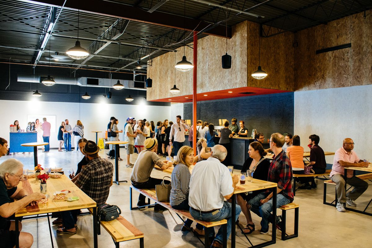 Second Self Beer Companys Tasting Room Annalise Kaylor