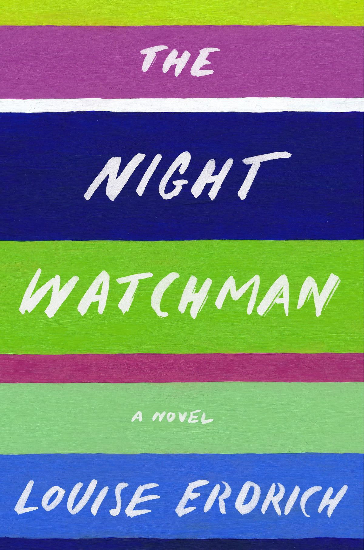 """Click for a sampling of Louise Erdrich's """"The Night Watchman."""""""