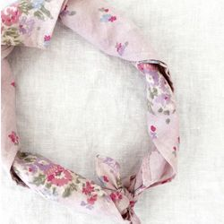 Tie on this super feminine style by Lily Ashwell.