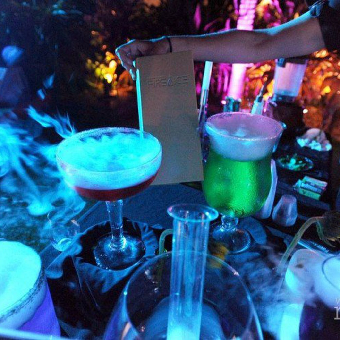 Drinkhouse Fire Ice Miami S Only