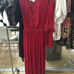 Morgan Carper dress, $100 (from $426)