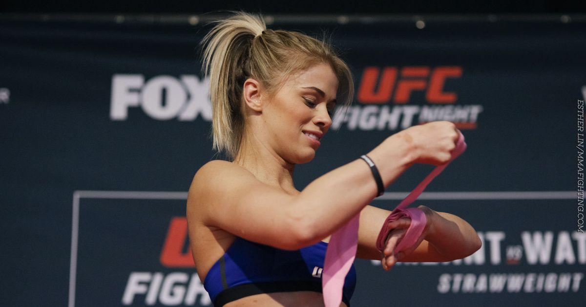 Paige VanZant's boxing coach expects 'smooth transition' to bare-knuckle boxing