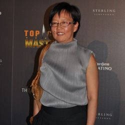 Top Chef Masters chef'testant Patricia Yeo of Om Restaurant & Lounge.