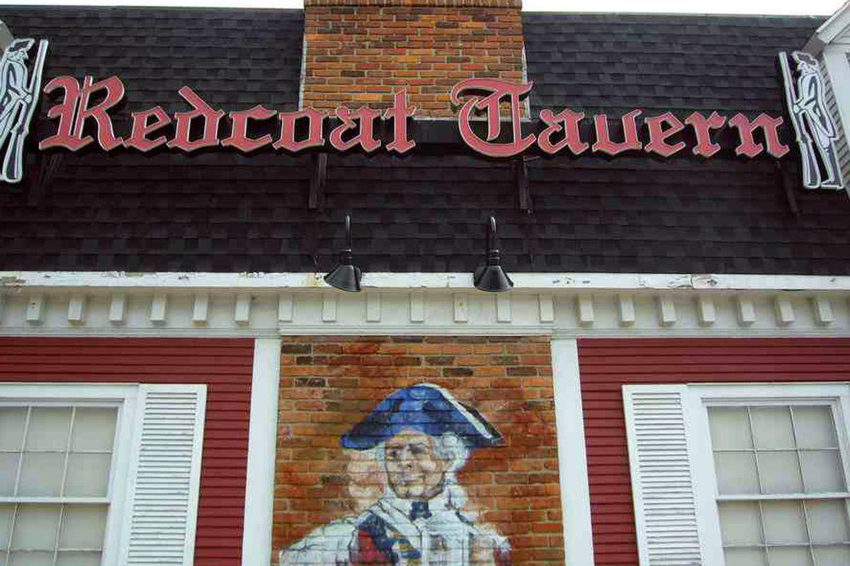Redcoat Tavern.