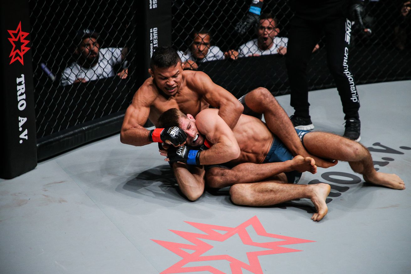 Bibiano Fernandes cleaned out the division in Asia, open to featherweight bout if money is right