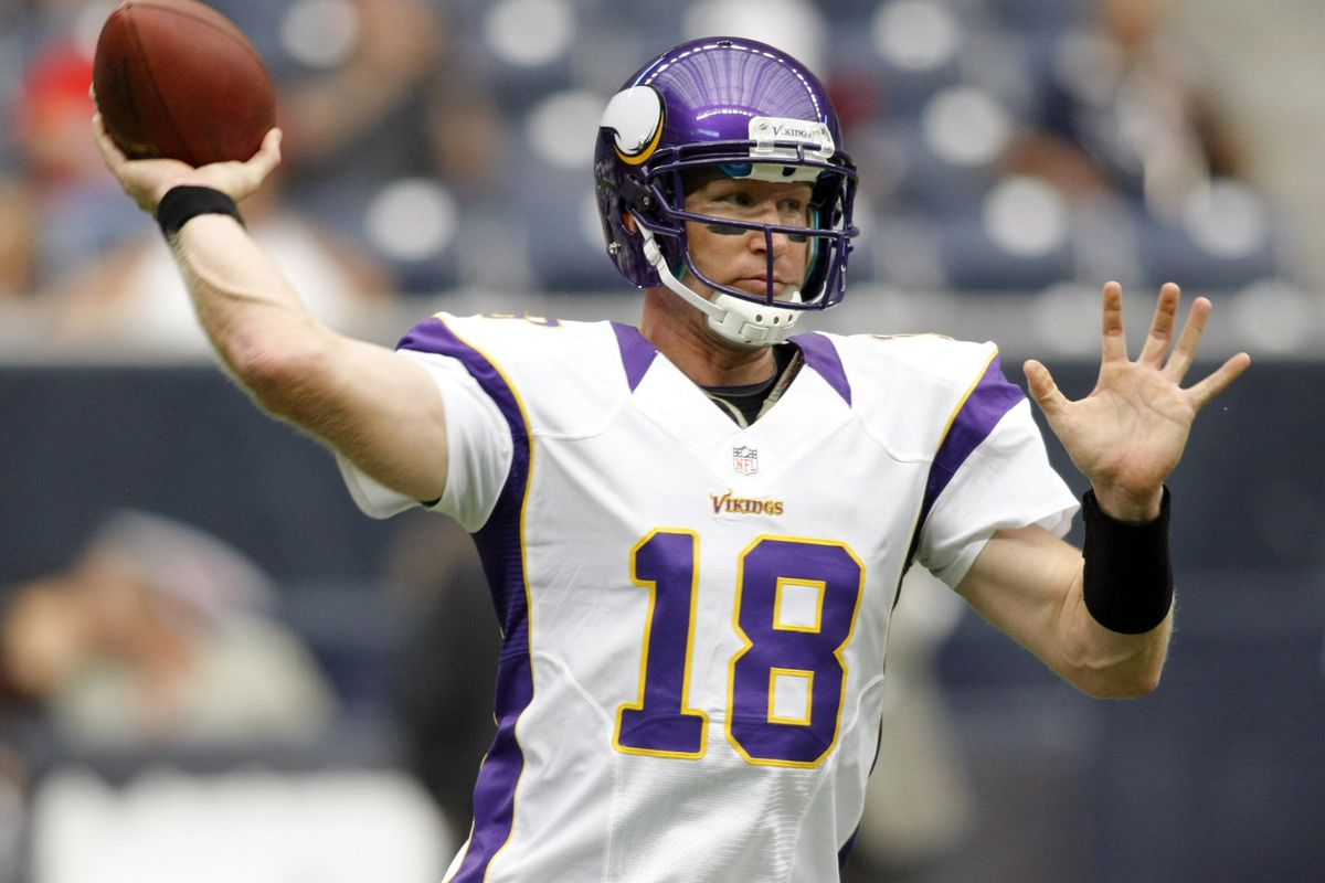 Still the best QB2 in franchise history?