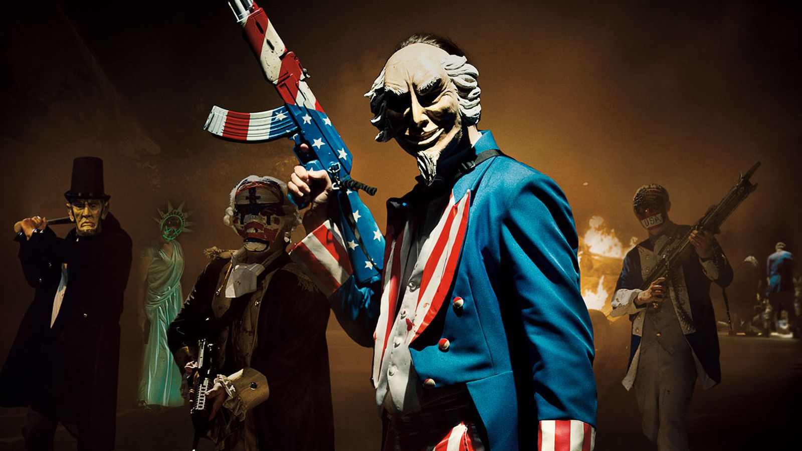 With Election Year The Purge Series Has Become The Zombie