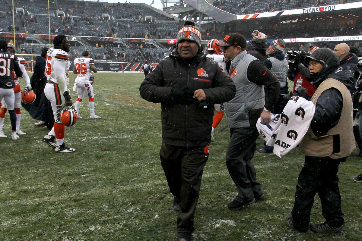 Cleveland Browns v Chicago Bears