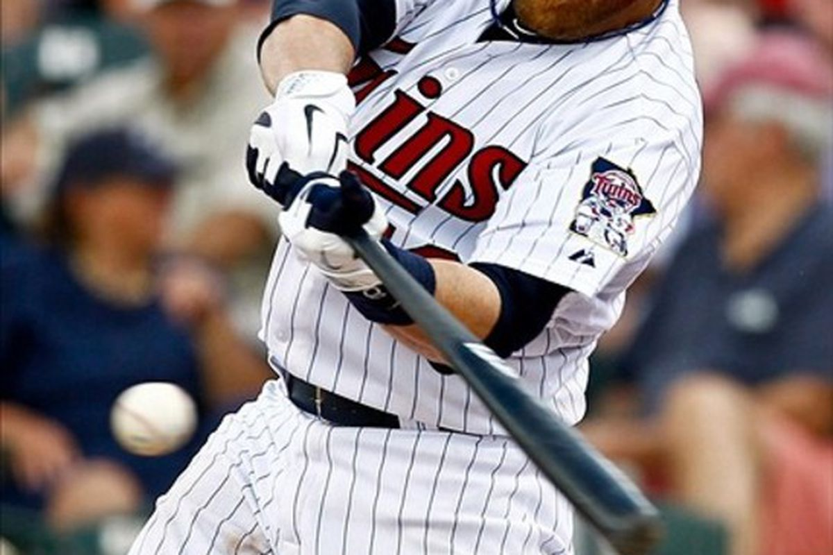 """If Gardy's not already calling Ryan Doumit """"Redbeard,"""" then I'm not the judge of character I thought I was."""