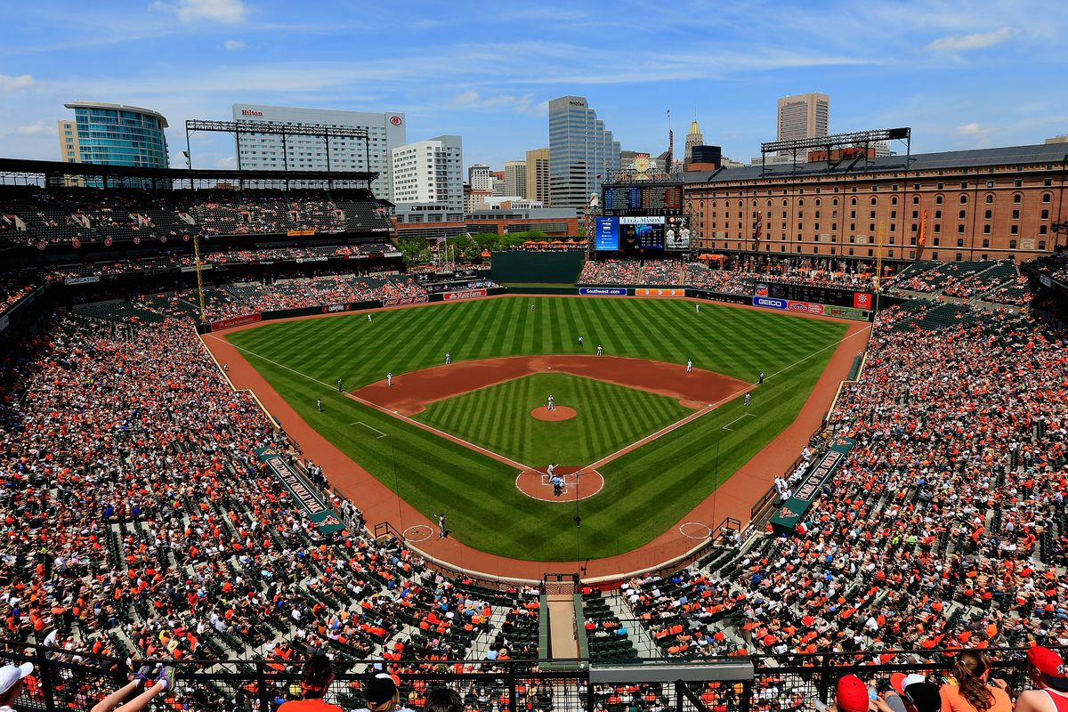 Renovations To Oriole Park At Camden Yards Could Transform