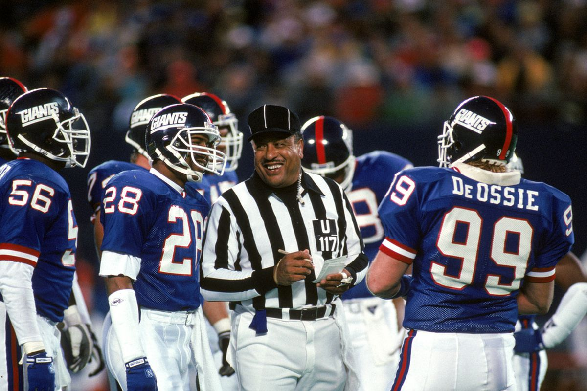 <strong>Steve DeOssie</strong> is on the right. (Photo by George Rose/Getty Images)
