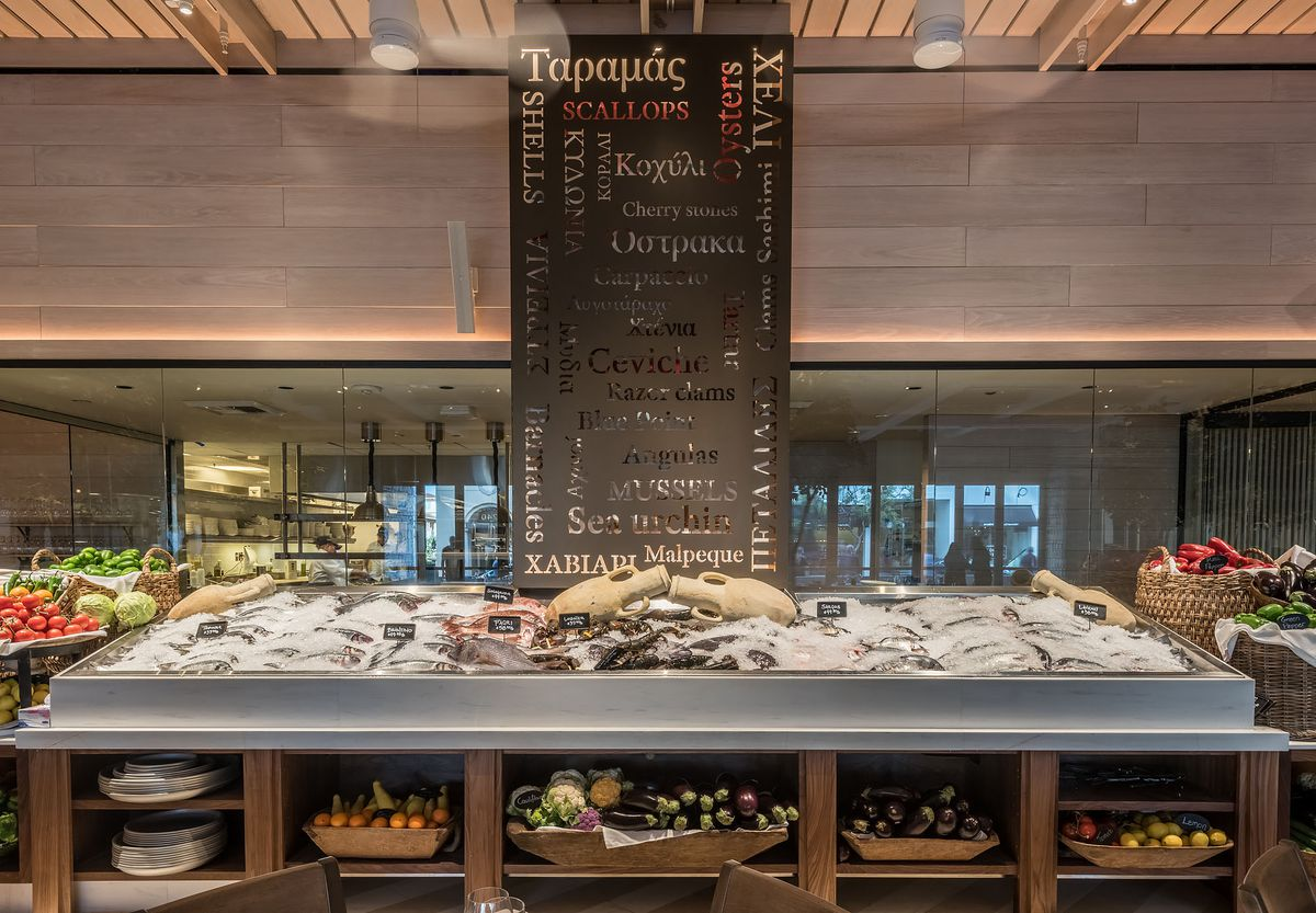 New Seafood Restaurant In Beverly Hills