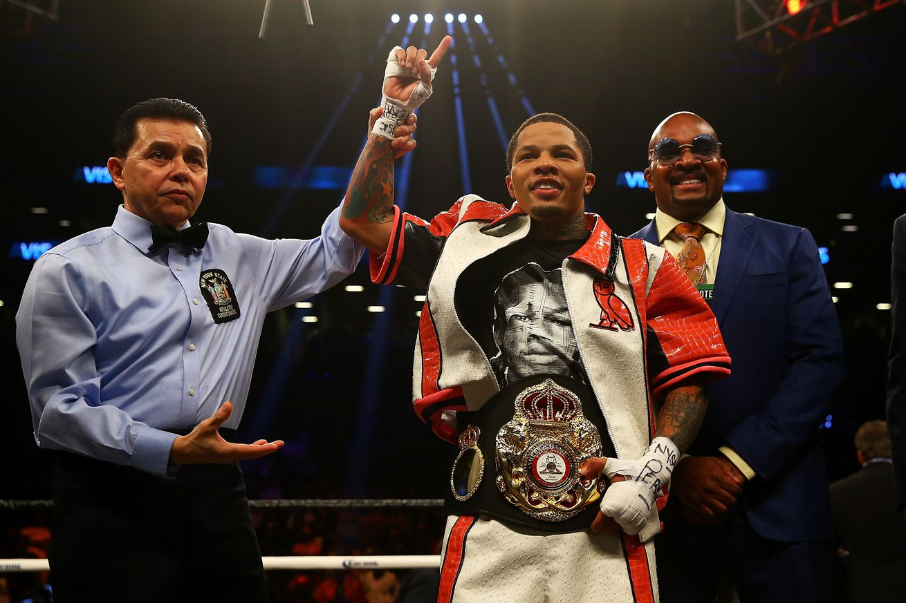 949792524.jpg.0 - Davis may have summer homecoming fight in Baltimore
