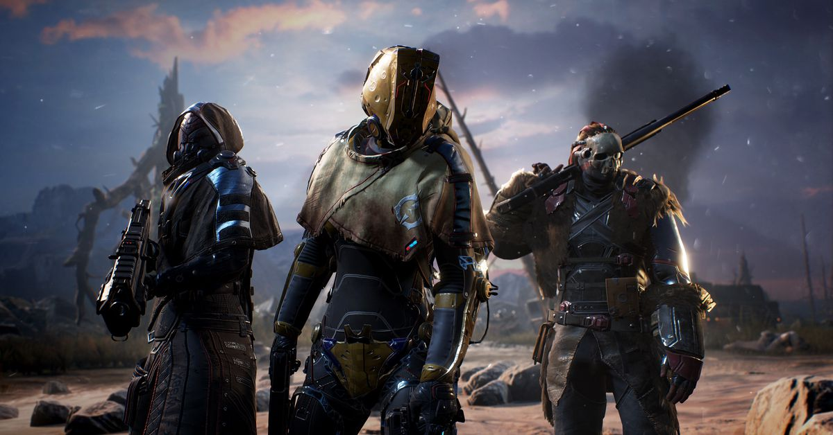 Bulletstorm devs are making a Destiny-style shooter, and it's pretty good