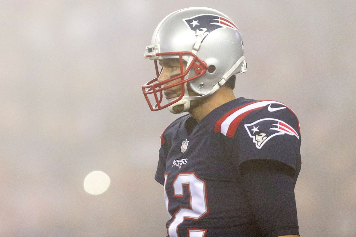 715e866150c New England Patriots 2018 roster breakdown   12 QB Tom Brady - Pats ...