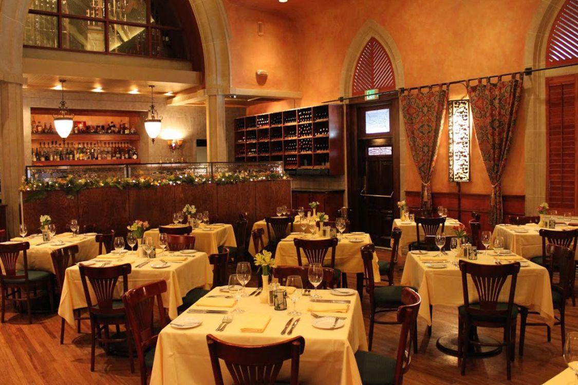 Mark S American Cuisine Restaurant