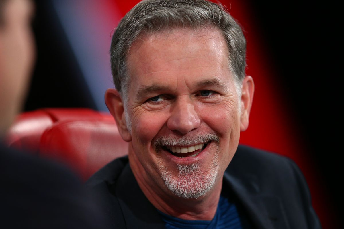 Netflix CEO Pushing Creative Team to 'Take More Risks'