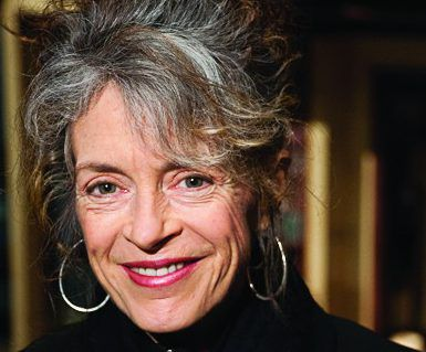 Martha Lavey, the late former artistic director of Steppenwolf Theatre.