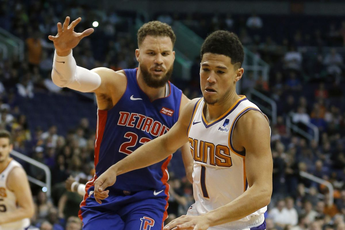 Suns fall 118-98 to Pistons losing four of their last five games - Bright  Side Of The Sun 11fdd6a31