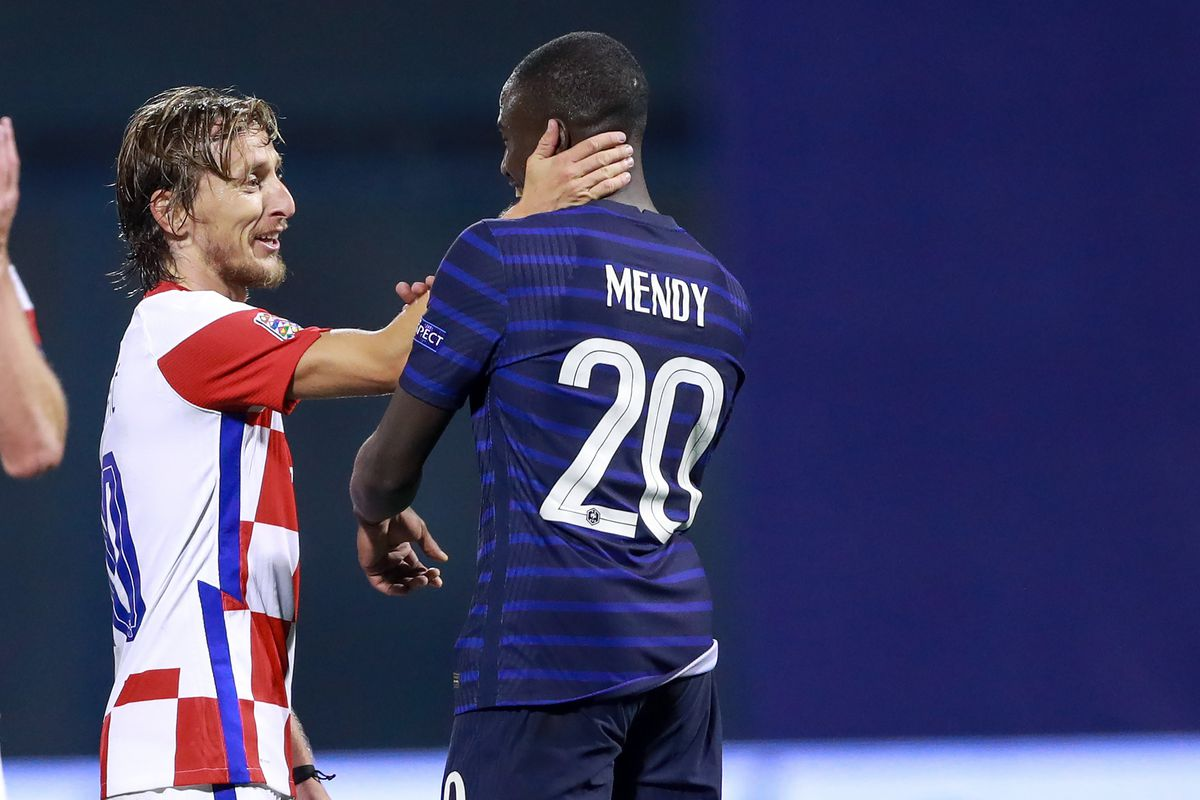 Croatia v France - UEFA Nations League