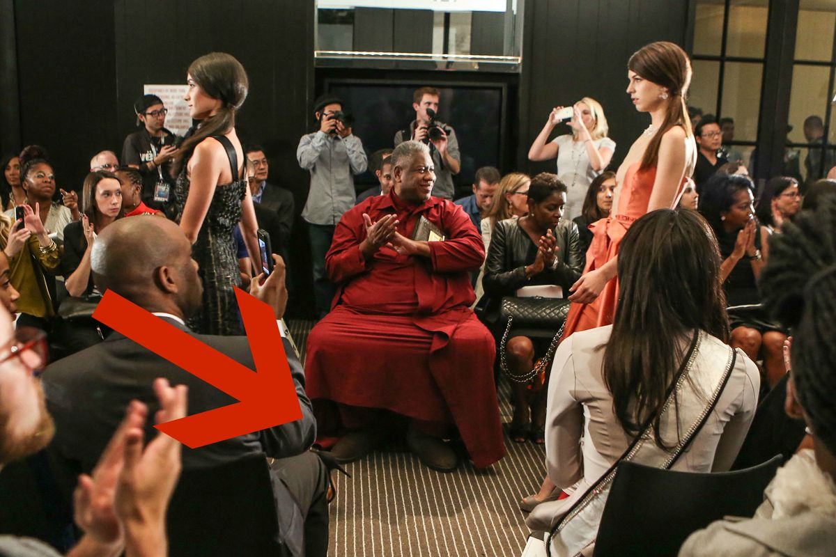 Andre Leon Talley is not the only one