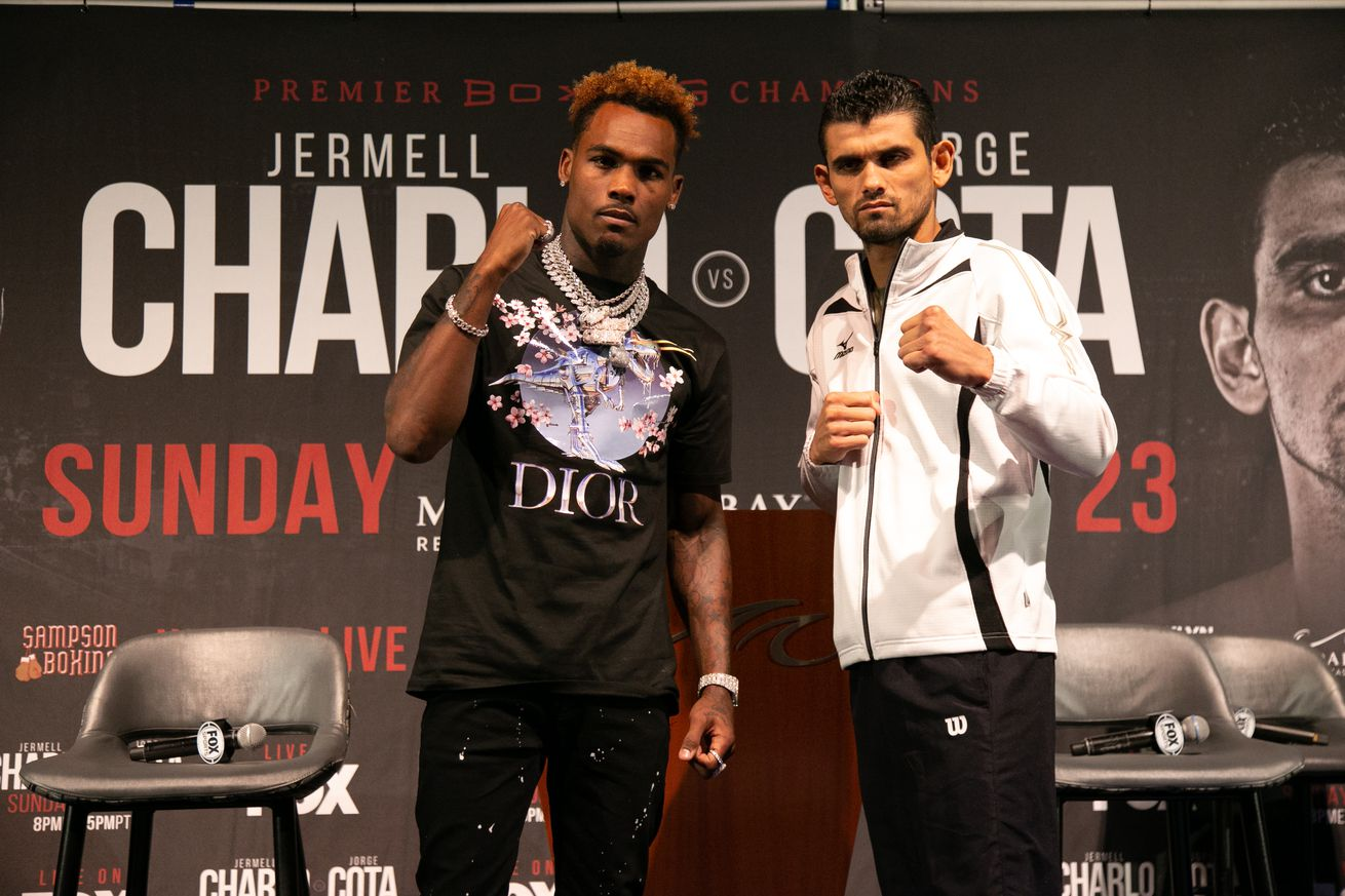 Fight Week Press Conference 06 23 2019 Presser Leo Wilson    Premier Boxing Champions.0 - Staff picks: Charlo vs Cota, Rigondeaux vs Ceja