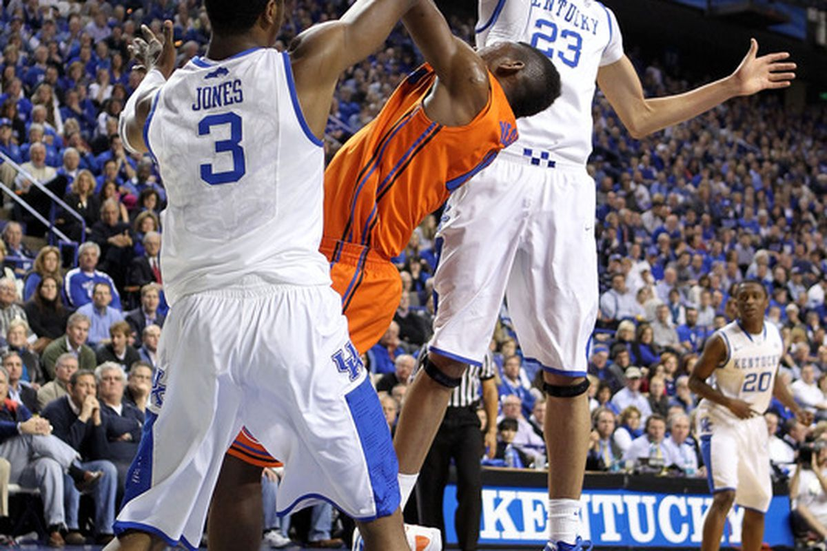 Kentucky Asserts Its SEC Dominance With Big Win Over