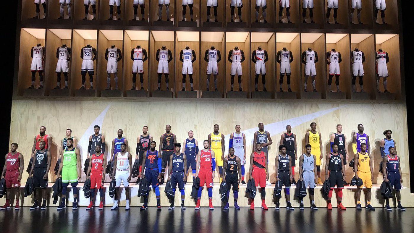 7be254c51e6 All 30 NBA Nike statement jerseys - SBNation.com