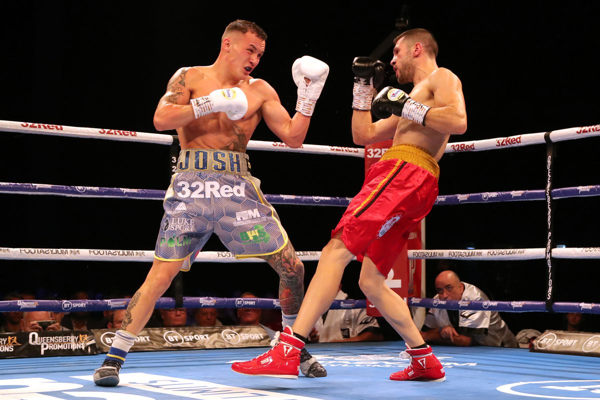 First Direct Arena Boxing