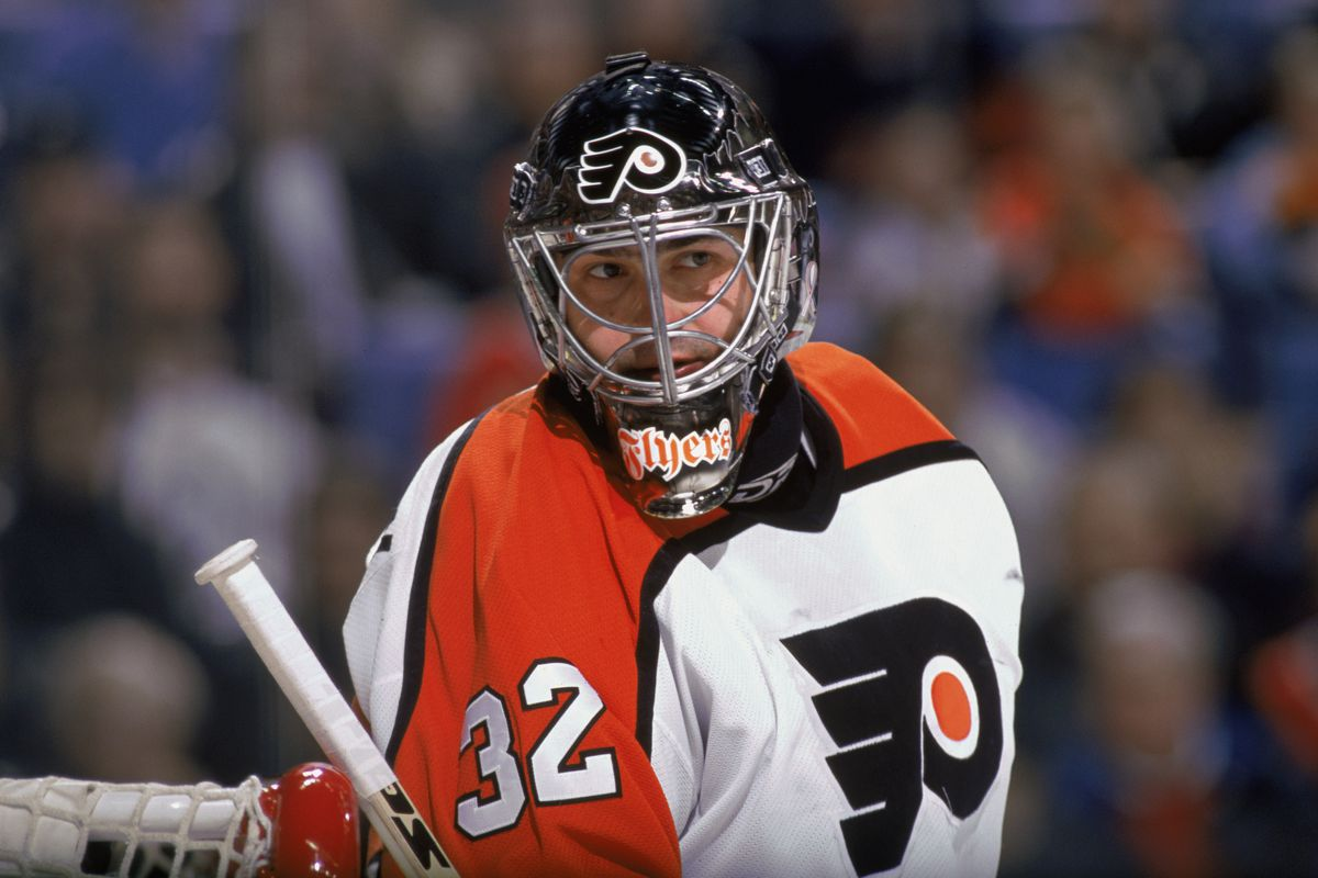 08283d993 A Philadelphia Flyers European Draft Anthology - The Goaltenders ...