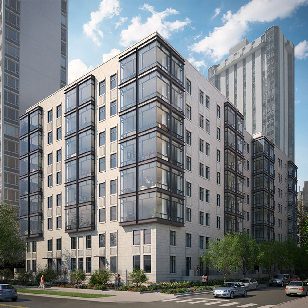 New Apartment Development Headed To Chicago's Gold Coast