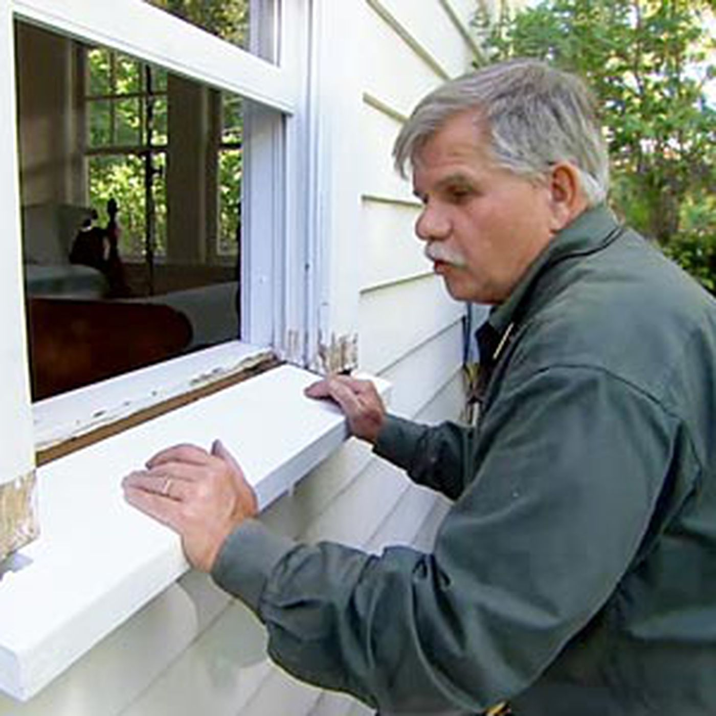 How To Replace A Rotted Windowsill This Old House
