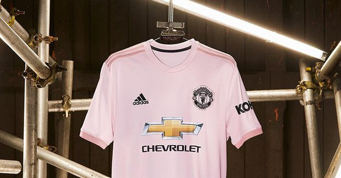 f6f5b18bb Manchester United announce release of new 2018 19 away kit - The Busby Babe