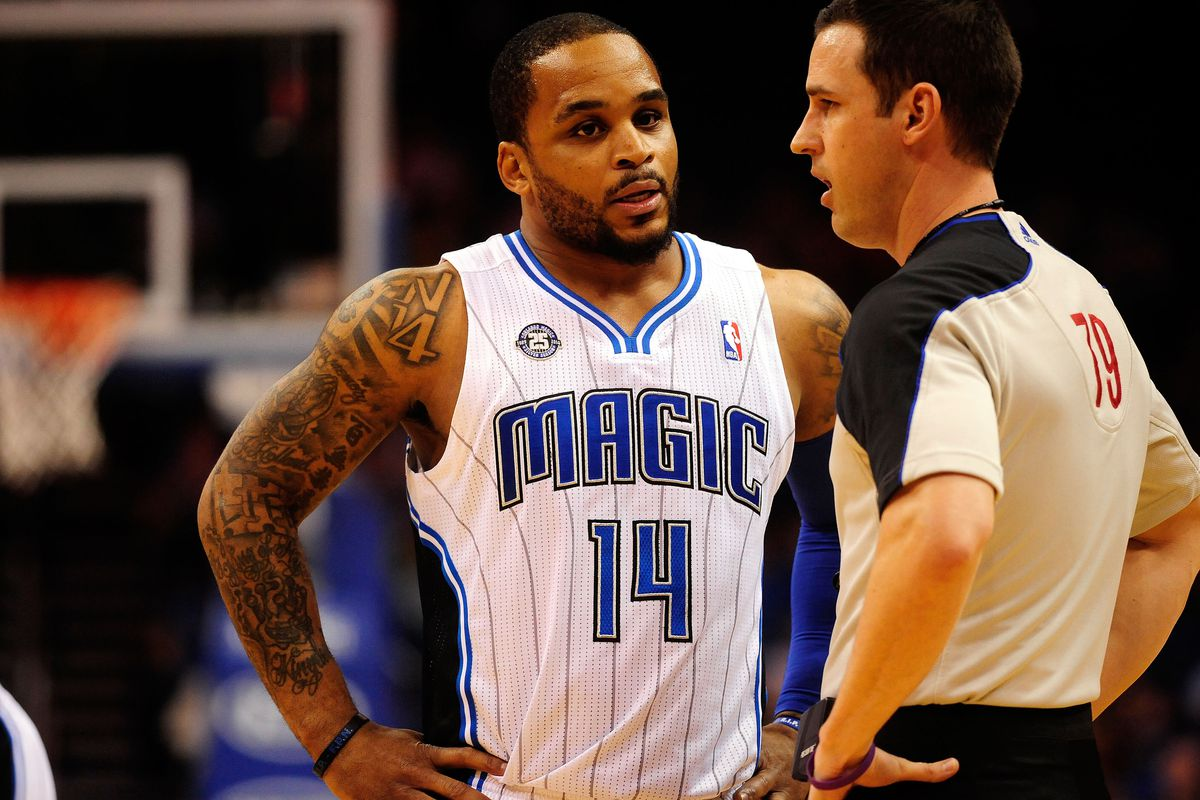 Jameer Nelson and Kevin Scott