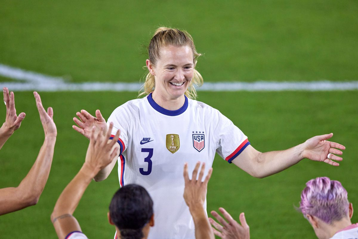 SOCCER: JAN 18 Women's - Colombia at USA