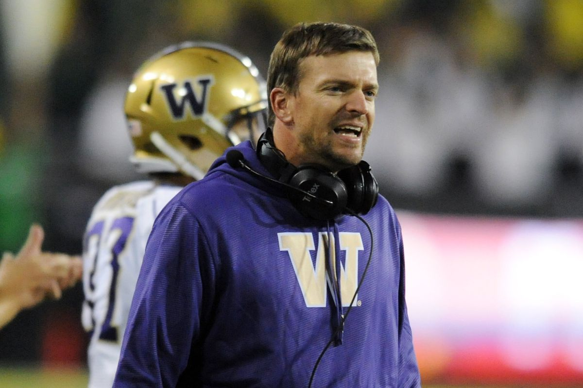 DC Justin Wilcox will have some bigger athletes to work with this Fall