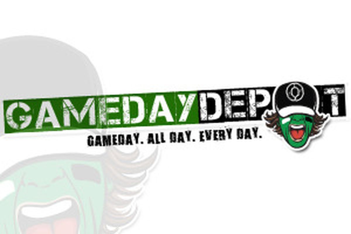 FTC disclosure: This contest is sponsored by Gameday Depot and SB Nation.