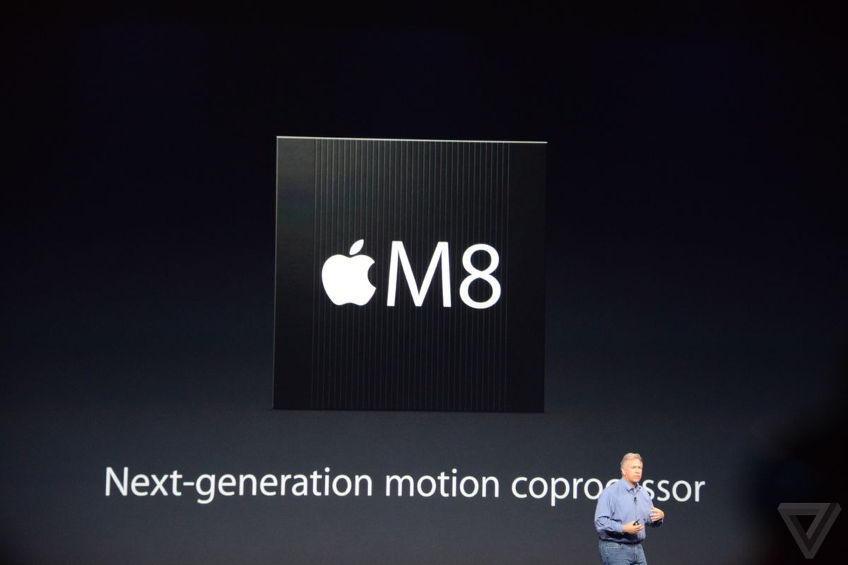 Apple's new motion chip can tell the difference between