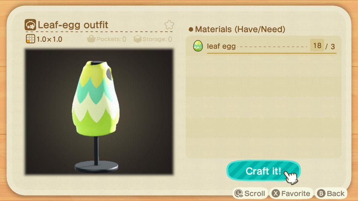 EUixeBeVAAA6kny - Animal Crossing: New Horizons - Progetti caccia all'uovo