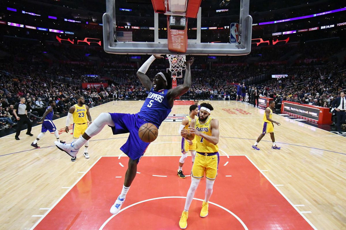 2a62f95eb33 Game Preview  Clippers and Lakers Face Off in Crucial Western Conference  Matchup