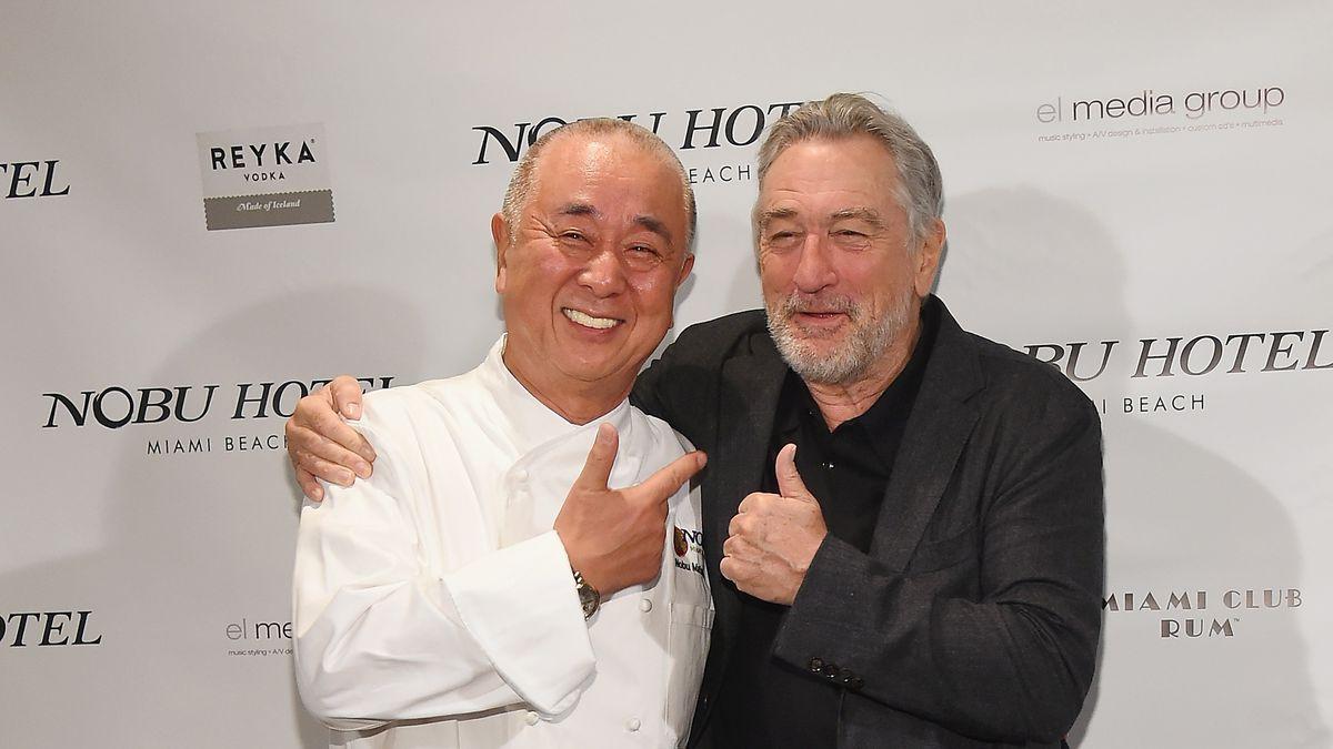Robert De Niro Nobu
