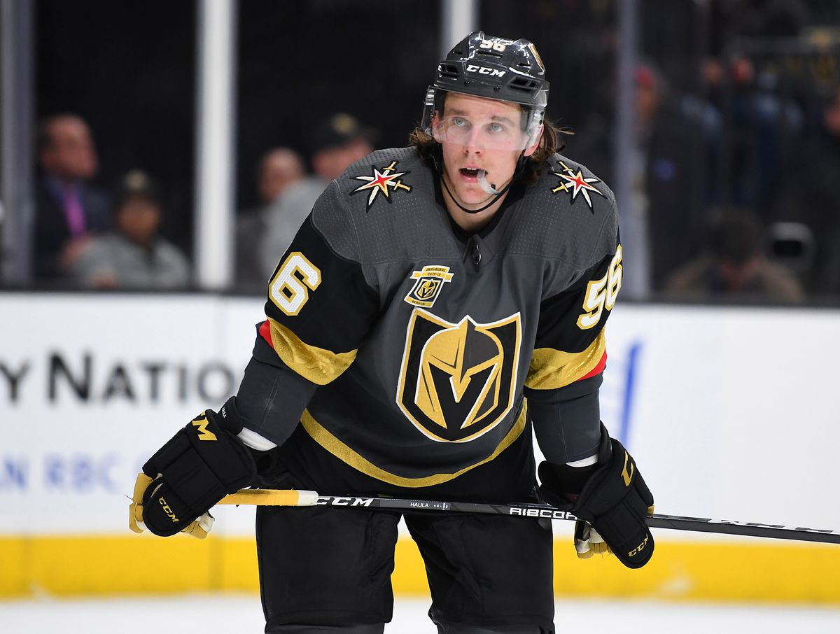 NHL: New Jersey Devils at Vegas Golden Knights