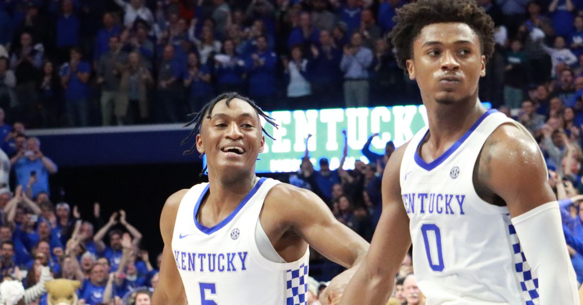 Immanuel Quickley leads UK guards in collective effort vs. Florida