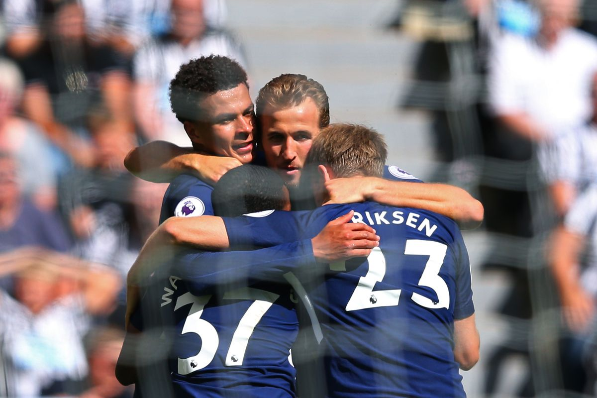 Tottenham Player Ratings: 2-0 at Newcastle