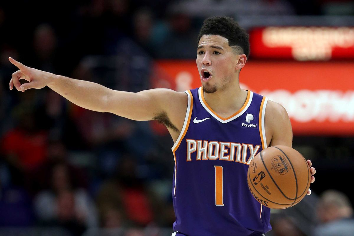 Phoenix Suns now have longest odds to win NBA championship